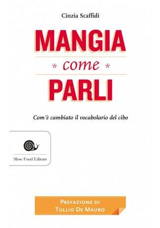 eBook: Mangia come parli