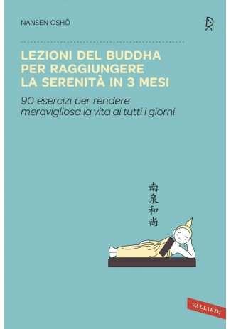 eBook: Lezioni del Buddha per raggiungere la serenità in 3 mesi