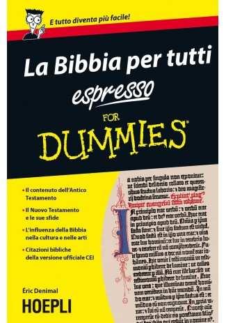 eBook: La Bibbia per tutti espresso For Dummies