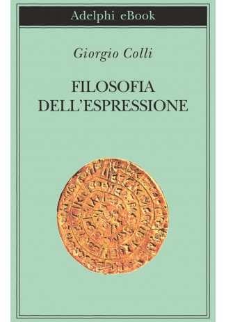 eBook: Filosofia dell'espressione