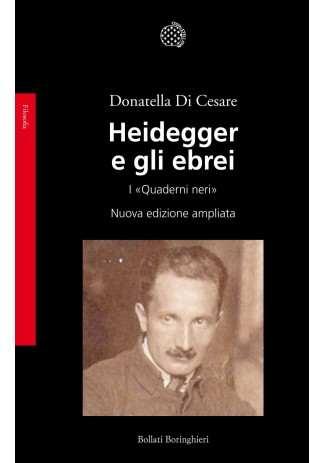 eBook: Heidegger e gli ebrei