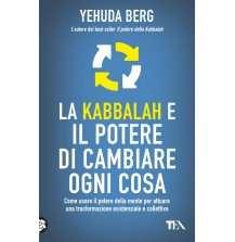 eBook: La Kabbalah e il potere di cambiare ogni cosa