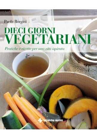 eBook: Dieci giorni vegetariani