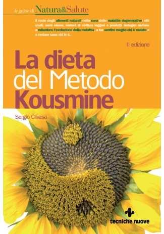 eBook: La dieta del metodo Kousmine