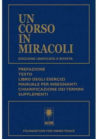 eBook: Un Corso in Miracoli
