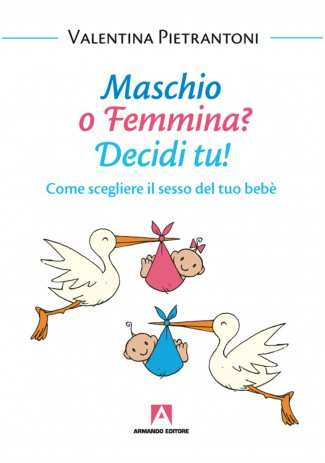 eBook: Maschio o femmina? Decidi tu!
