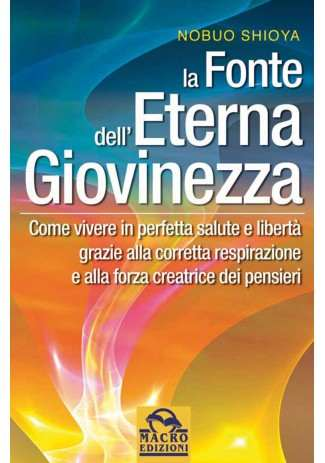 eBook: La Fonte dell'Eterna Giovinezza