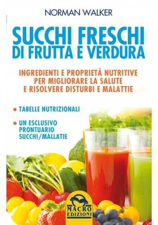eBook: Succhi Freschi di Frutta e Verdura