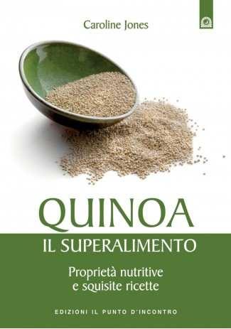 eBook: Quinoa, il superalimento