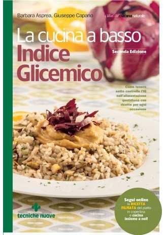 eBook: La cucina a basso indice glicemico - II edizione