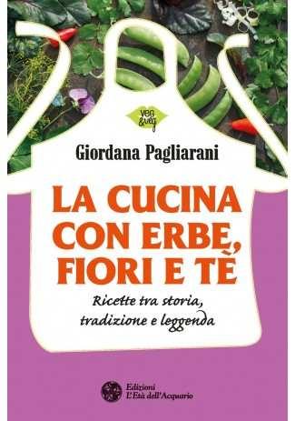eBook: La cucina con erbe, fiori e tè