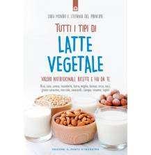 eBook: Tutti i tipi di latte vegetale