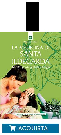 """Libro """"La medicina di Santa Ildegarda"""""""