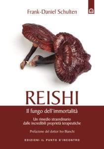"Libro ""Reishi"" di Frank-Daniel Schulten"