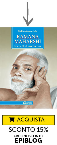 Ramana Maharshi. Ricordi di un Sadhu