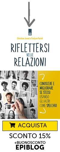 """Libro """"Riflettersi nelle relazioni"""" di Christian Junod ed Evelyne Faniel"""