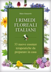 Libro I rimedi floreali italiani di Mara Granzotto