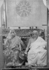 Mère e Sri Aurobindo
