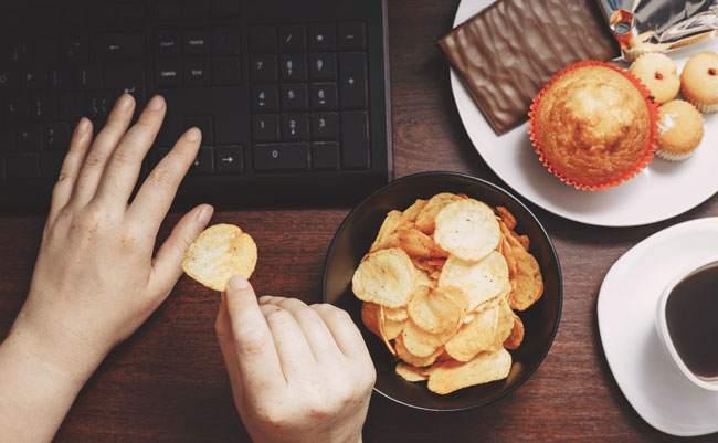 dipendenza alimentare