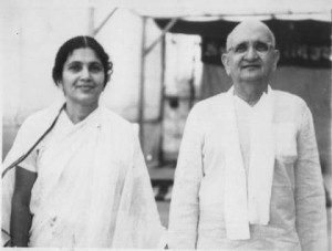 madre krishnabai e papa ramdas