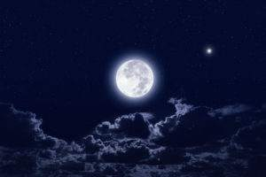 Plenilunio - Luna piena