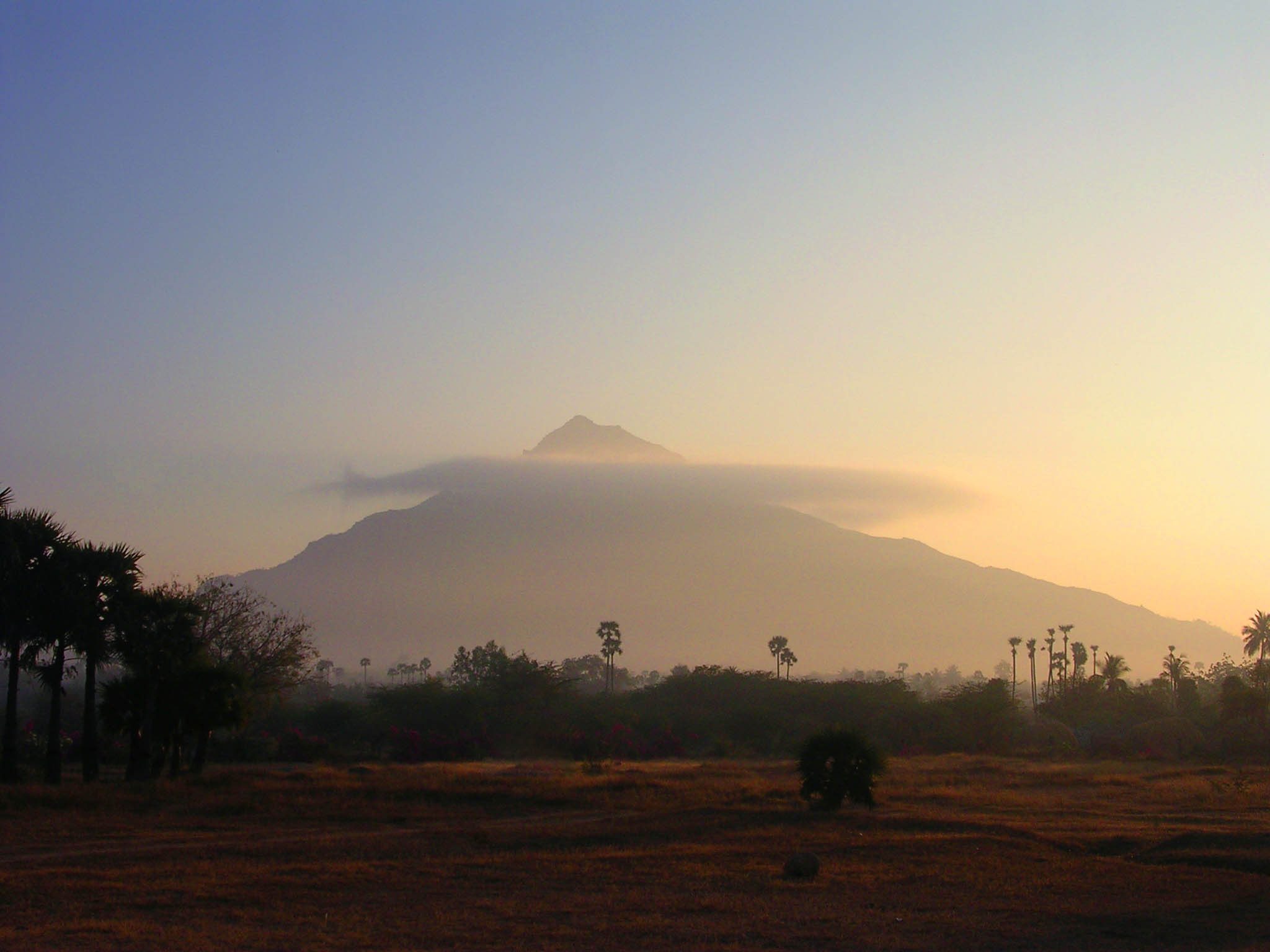 montagna arunachala