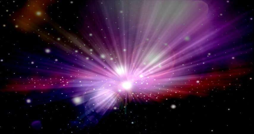 Il cuore dell'universo