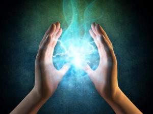 Prana, l'energia delle mani