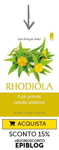 """Libro """"Rhodiola"""" di Jean-François Astier"""