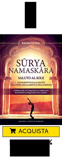 "Libro ""Suryanamaskara - saluto al sole"" di Krzysztof Stec"