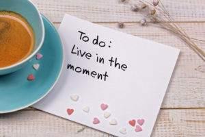 To do list: vivere il momento presente con la mindfulness