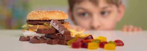 Bambini e cattiva alimentazione