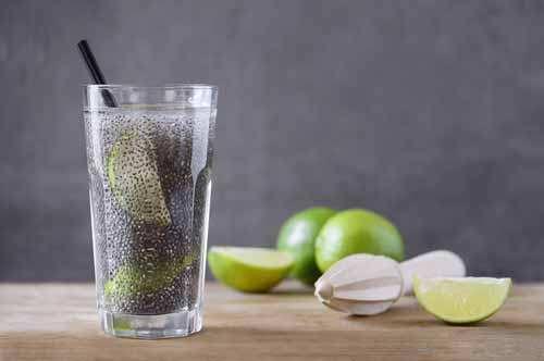 Bevanda di chia