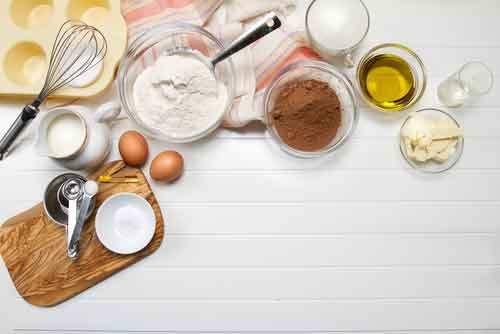 Bicarbonato di sodio in cucina