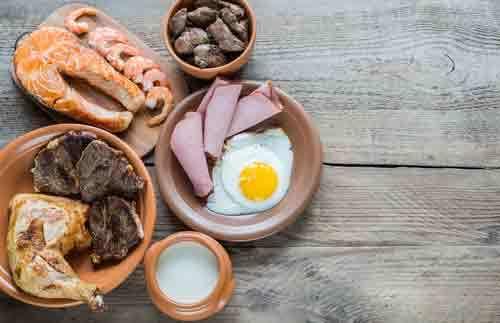 Alimenti concessi dalla dieta Dukan