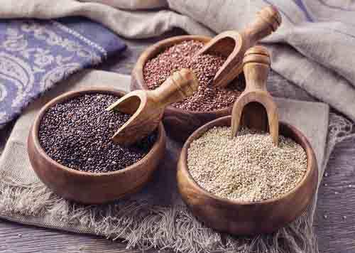 Semini di quinoa
