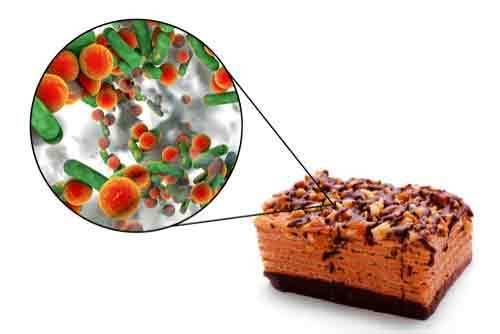 Sostanze tossiche negli alimenti