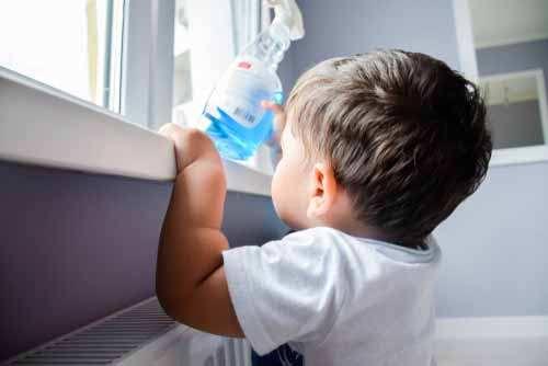 Sostanze tossiche nei prodotti della casa