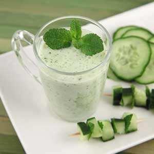 Succhi verdi