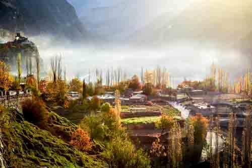 Valle di Hunza