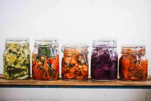 Verdure fermentate