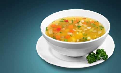 Zuppa dietetica